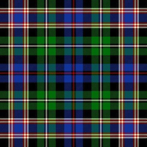"MacLeod Highlanders tartan, 6"", Wilsons of Bannockburn"
