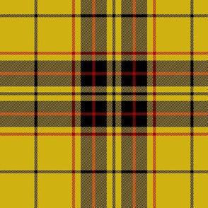 """MacLeod portrait snuffbox tartan, 6"""""""