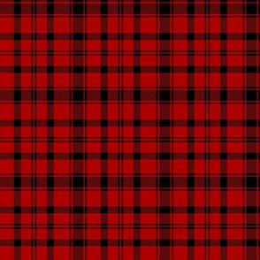 "MacLeod Portrait red tartan, 6"""