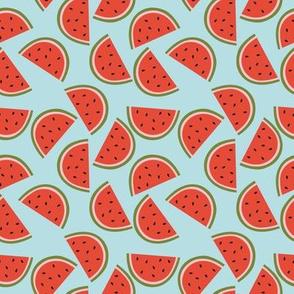 Summer Watermelon Blue