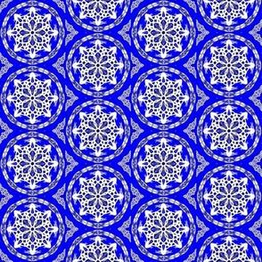 Midnight Snow Royal Tile