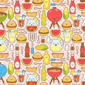 Kawaii Cookout - Bright