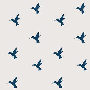 Hummingbird Grey