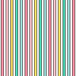 daydreamer rainbow stripes LG