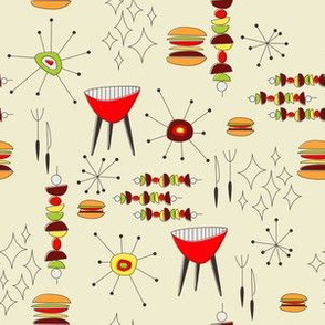 Midcentury Cookout