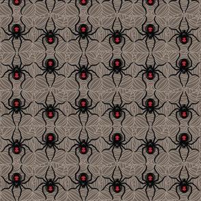 Black Widows Gray Webs