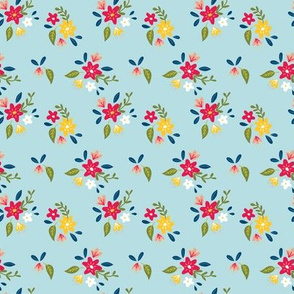 Spring Petite Floral