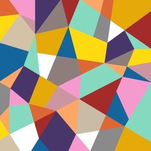 NORDIC MULTI Color Block