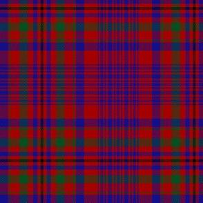 """Murray / MacLeod of Tullibardine, 6"""" blue"""