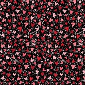 Heart Confetti small