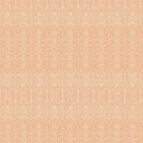 Diamond Tweed Orange