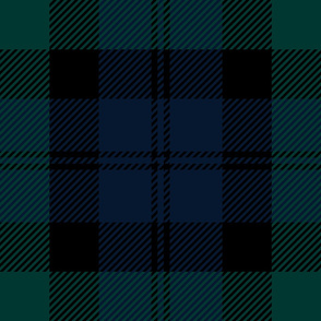 Blackwatch Tartan  Traditional