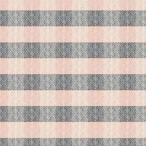 Diamond Tweed Plaid