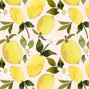 Blushing Lemons