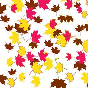 Maple Leaves 1, L