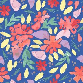 fancy floral