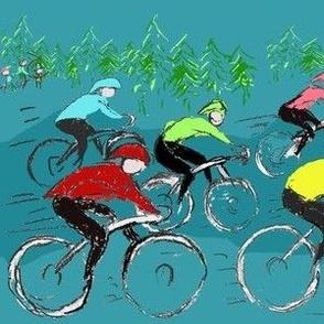 Tour de Bicycle Race