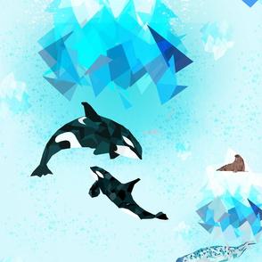 Arctic Friends Iceberg 2