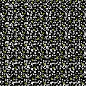 Hexy Flower (black)