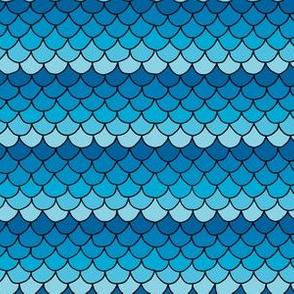 Save the Pangolin - Bright Blue