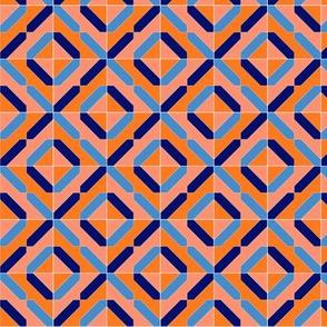 Gator Glory Orange and Blue