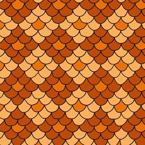 Save the Pangolin - Orange