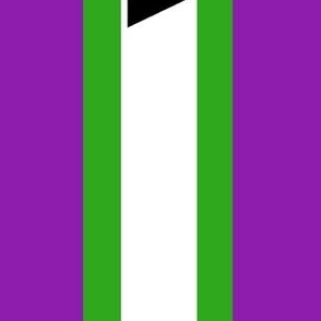 Suffragette - British - Votes for Women  - needs 2 yards to get a complete sash