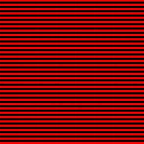 7mm Red and Black Stripe