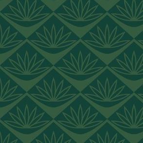 Lotus Fan Green