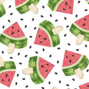 Watermelon Popsicle