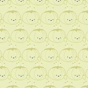 Craftiness! Green Pincushions