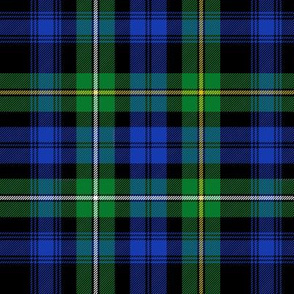 "Campbell of Argyll tartan variant #5, 6"""