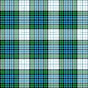 "Campbell 42nd regimental dress tartan variant, 6"""