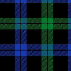 "Campbell of Loch Awe tartan, 6"""