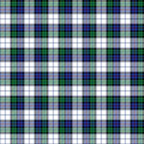 """Campbell of Cawdor dress tartan, 6"""""""