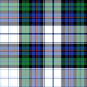 """Campbell of Cawdor dress tartan, 12"""""""
