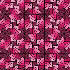 Whirlysquare - Pink