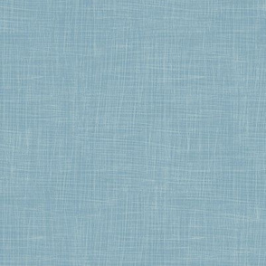 Modern Farmhouse Linen-Stone blue