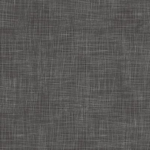 Modern Farmhouse Linen - onyx-grey