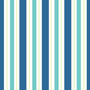 Space Kids Stripe