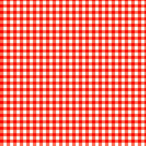 Red Gingham micro texture