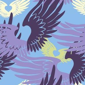 Woven Wings I, by Penina