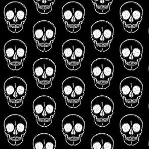 Sketchy Skulls