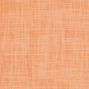 Linen soft orange