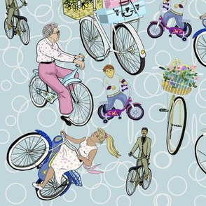 Bycyling through the generations