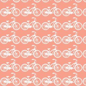 peach bike