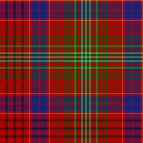 "MacRae of Kinnoull tartan, 12"""
