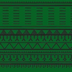 Inuit Tattoo green