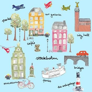 Stockholm stories by Anna