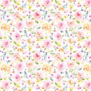 Callie Sweet Stripe Pink 50%